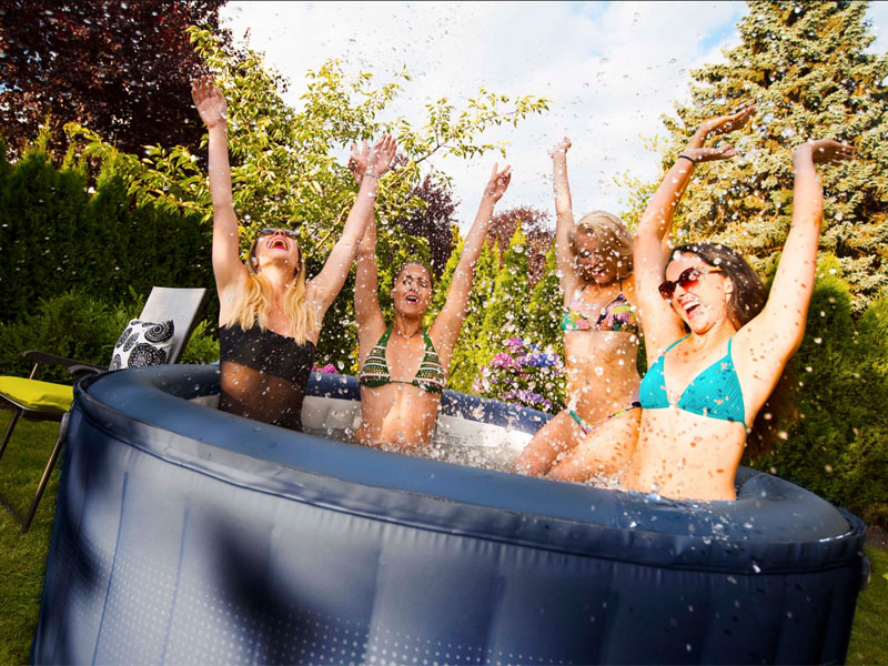 How to Host The Most Epic Hot Tub Party
