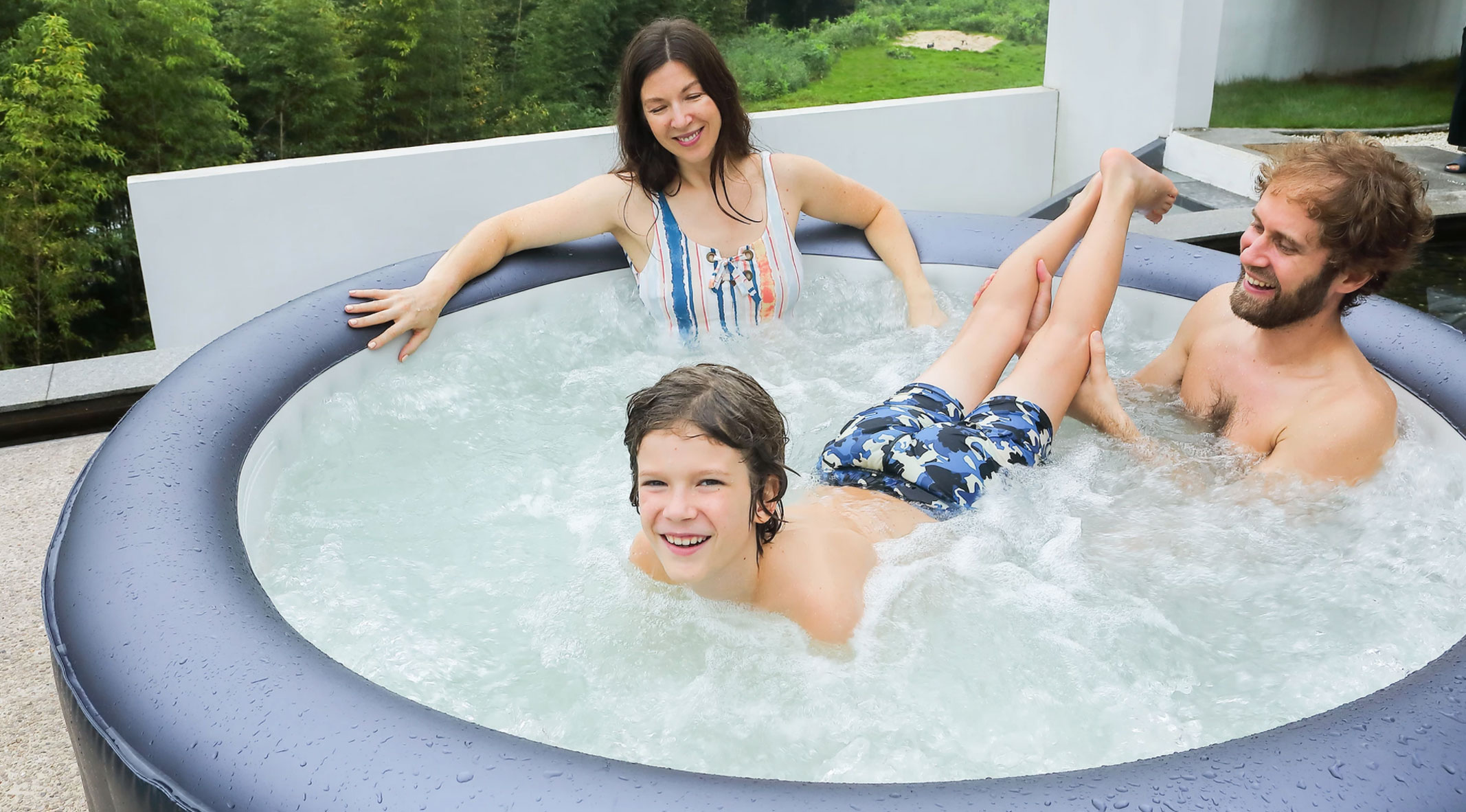 Can Children Use The Hot Tub?