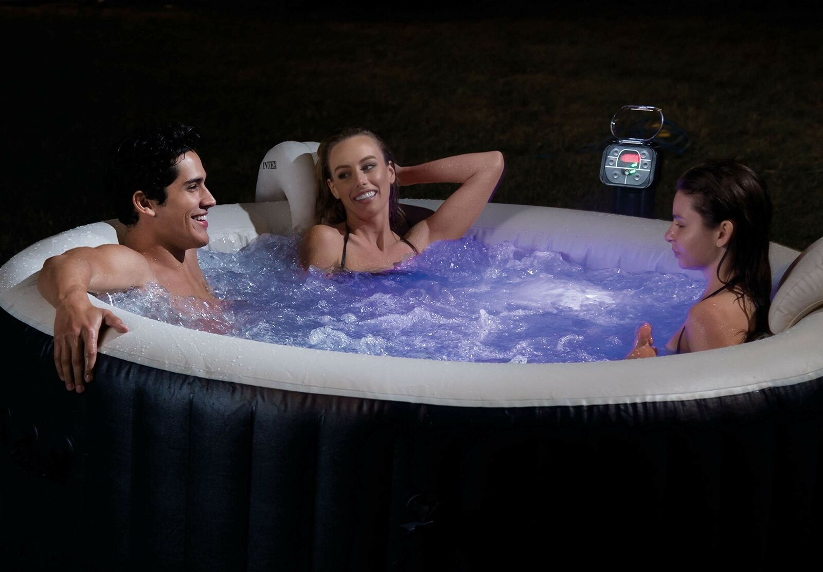 How To Maintain Your Inflatable Hot Tub For All Year Enjoyment