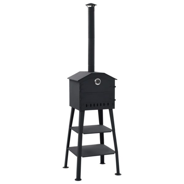 Charcoal Fired Outdoor Pizza Oven