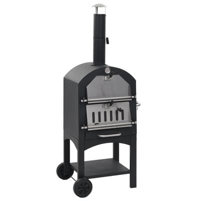 fireclay pizza oven